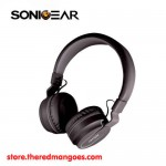Sonic Gear Airphone V Bluetooth Wireless Headset Gray