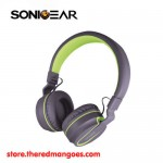 Sonic Gear Airphone V Bluetooth Wireless Headset Green