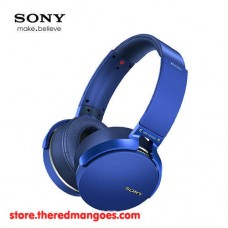Sony MDR-XB950B1 Extra Bass Bluetooth Wireless Headset Blue