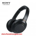 Sony WH-1000XM3 Wireless Noise-Canceling Headset Black