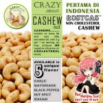 Rostcas Garlic Cashew 197gr