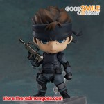 Nendoroid Series 447 : Solid Snake