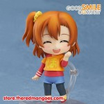 Nendoroid Series 541: Honoka Kosaka Training Outfit Ver.